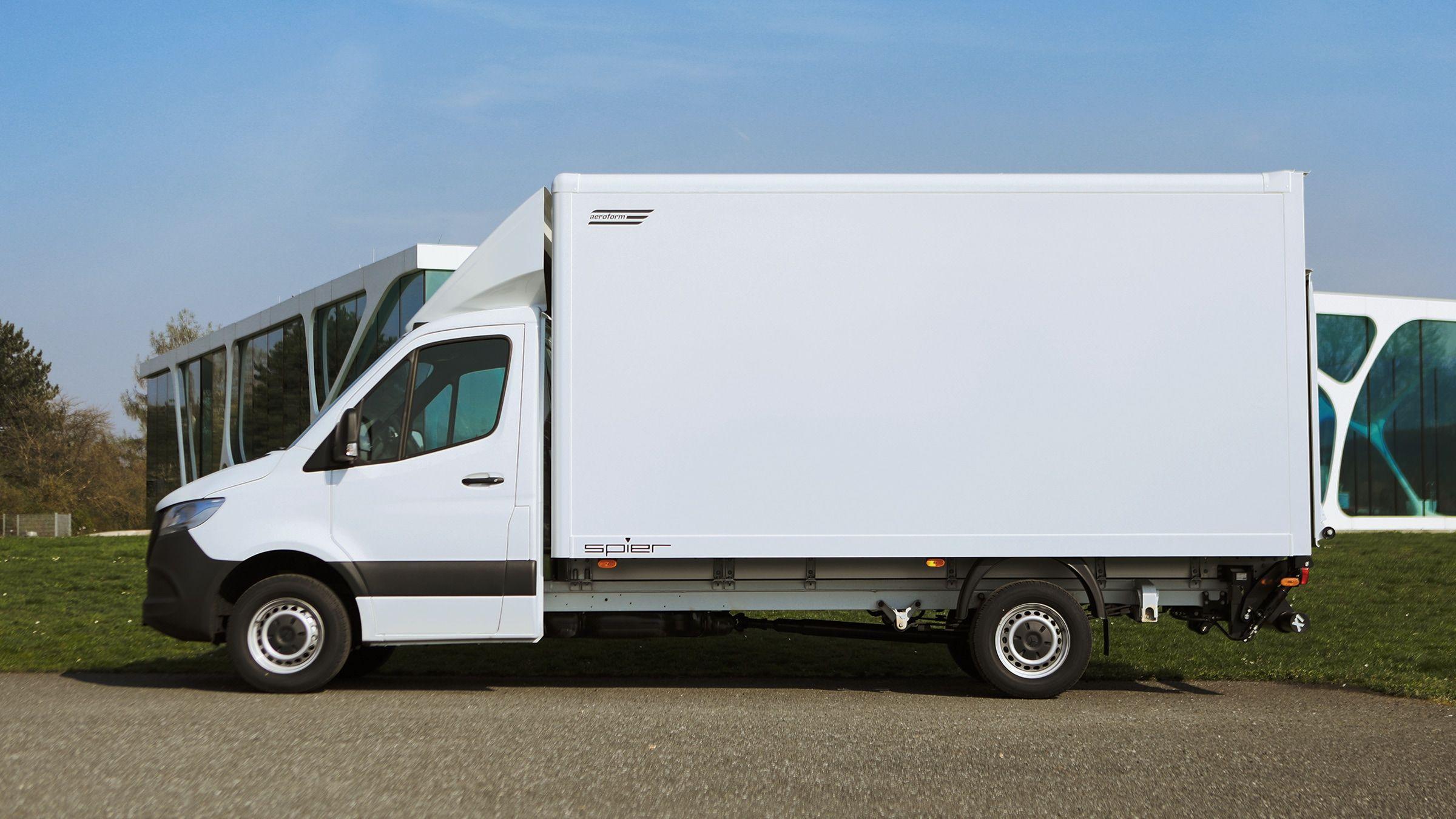 Sprinter – Cargo Solution by Spier